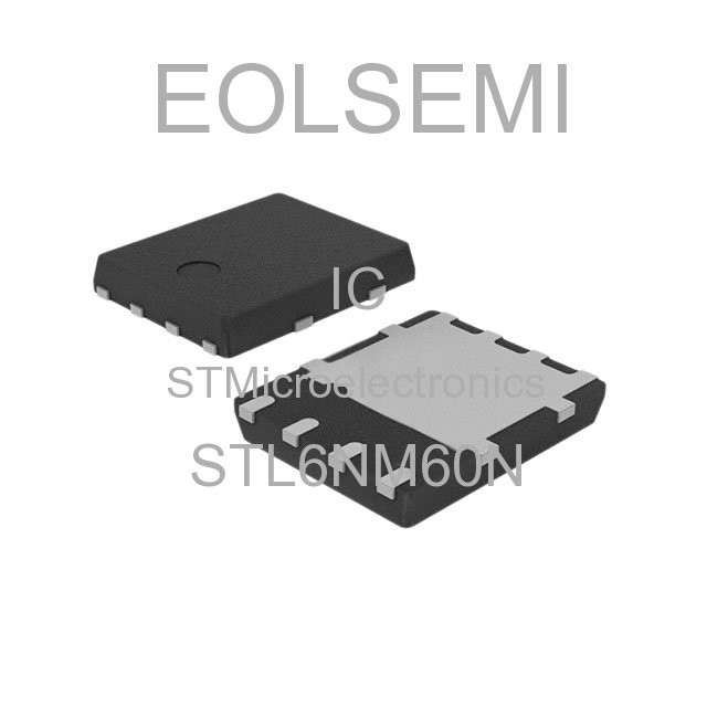 STL6NM60N - STMicroelectronics