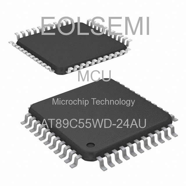 AT89C55WD-24AU - Microchip Technology