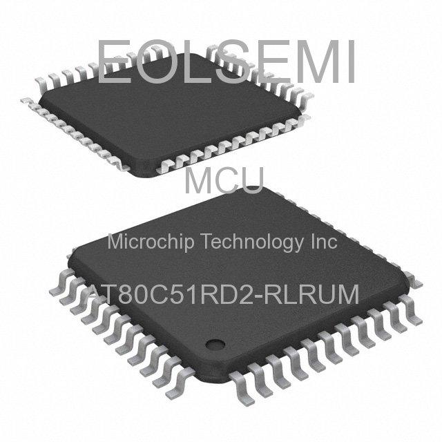 AT80C51RD2-RLRUM - Microchip Technology Inc