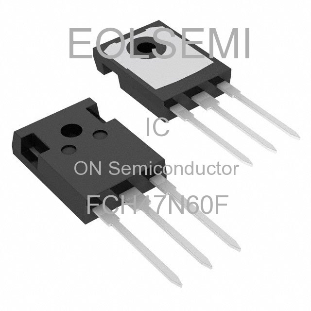 FCH47N60F - ON Semiconductor