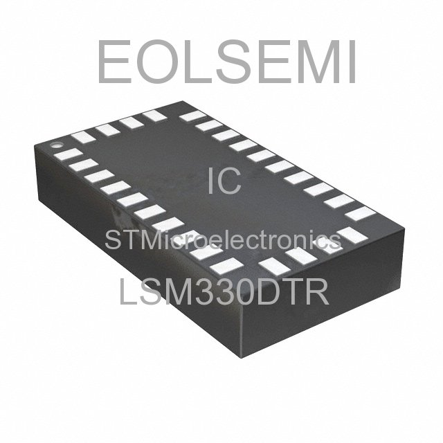 LSM330DTR - STMicroelectronics