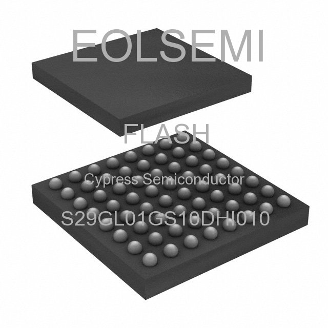 S29GL01GS10DHI010 - Cypress Semiconductor