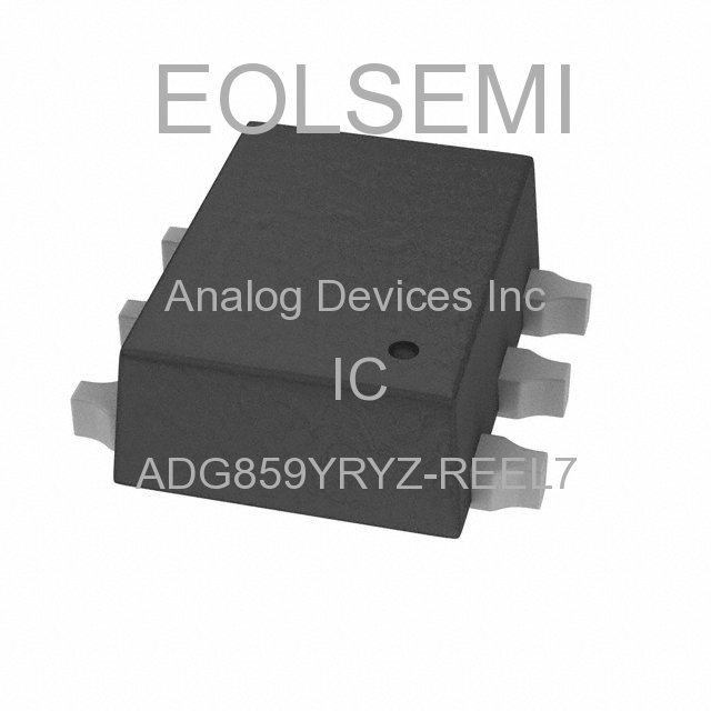 ADG859YRYZ-REEL7 - Analog Devices Inc - IC