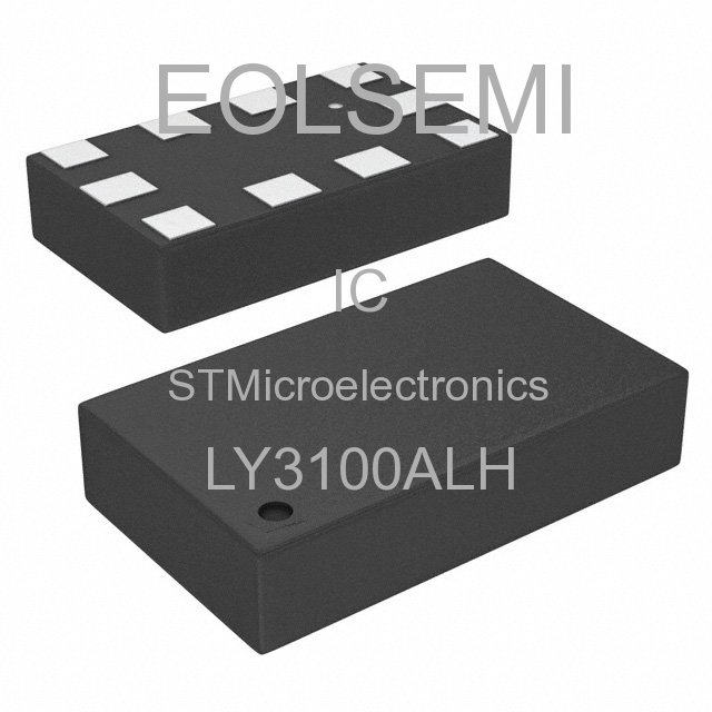 LY3100ALH - STMicroelectronics