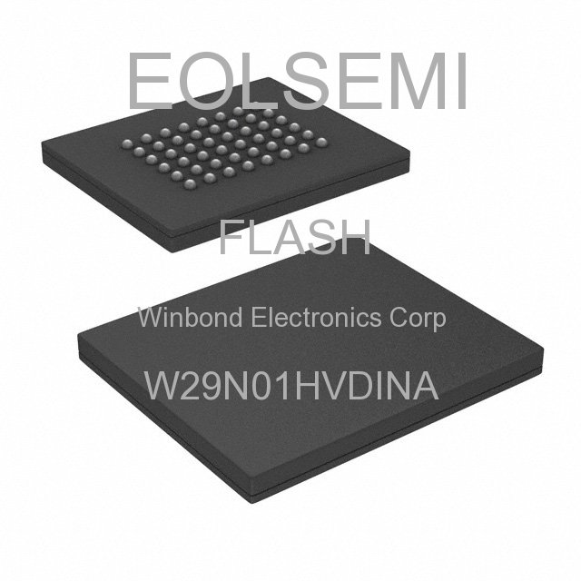 W29N01HVDINA - Winbond Electronics Corp