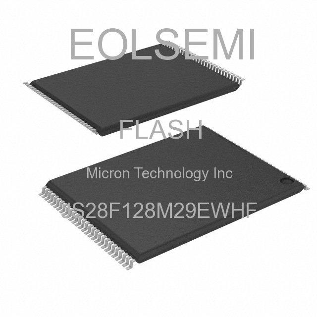 JS28F128M29EWHF - Micron Technology Inc