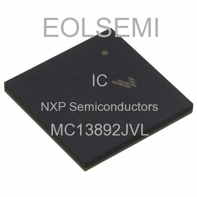 MC13892JVL - NXP Semiconductors