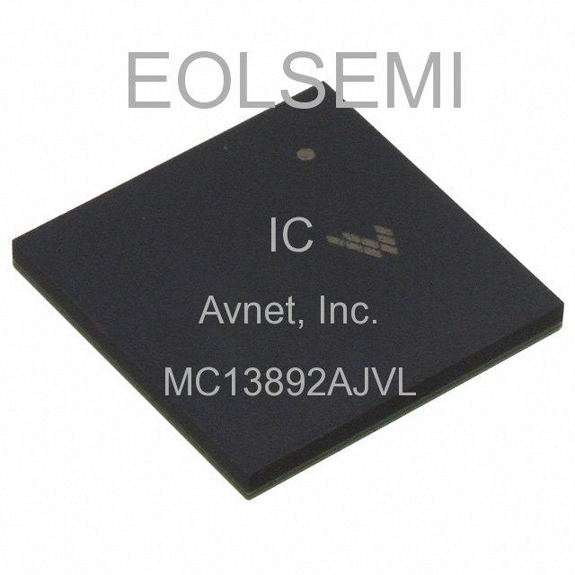 MC13892AJVL - Avnet, Inc.