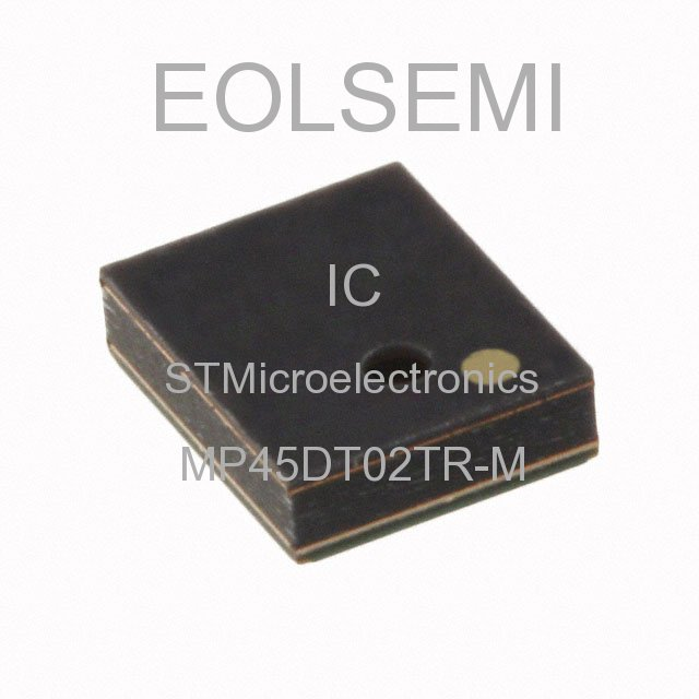MP45DT02TR-M - STMicroelectronics