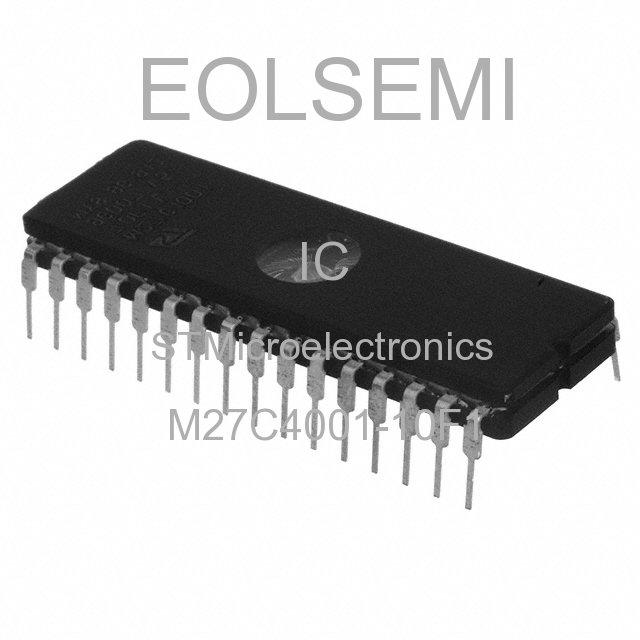 M27C4001-10F1 - STMicroelectronics