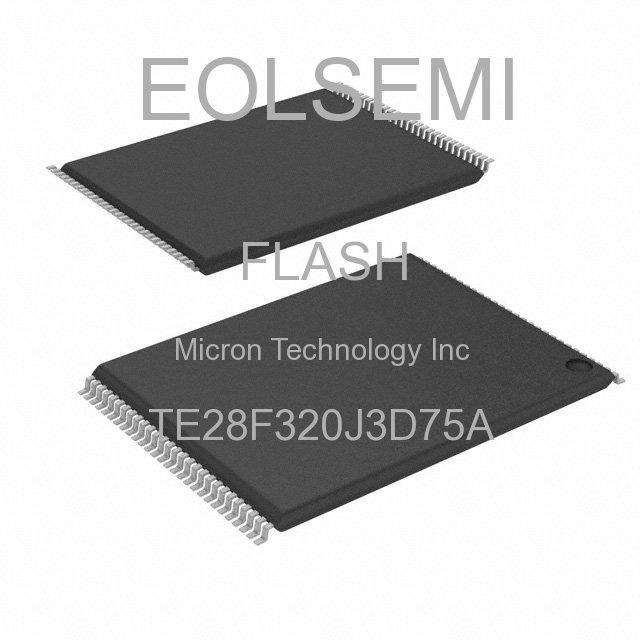 TE28F320J3D75A - Micron Technology Inc