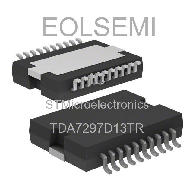 TDA7297D13TR - STMicroelectronics