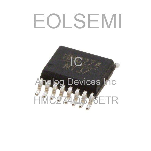 HMC274QS16ETR - Analog Devices Inc