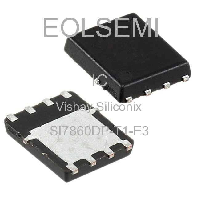SI7860DP-T1-E3 - Vishay Siliconix