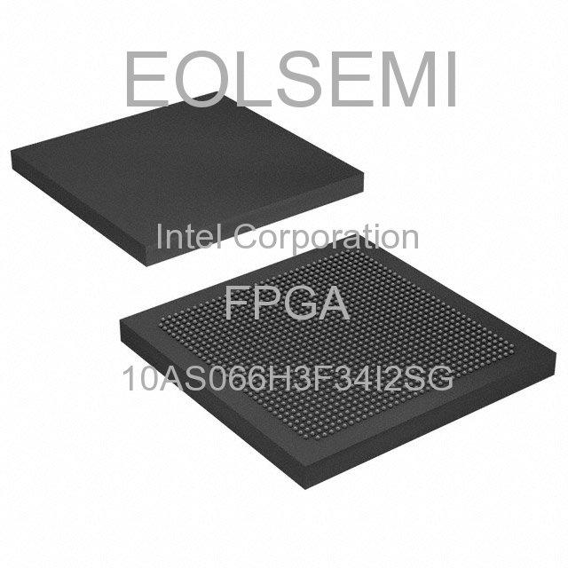 10AS066H3F34I2SG - Intel Corporation - FPGA
