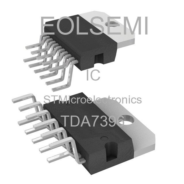TDA7396 - STMicroelectronics