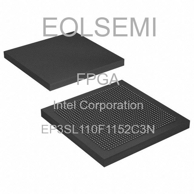 EP3SL110F1152C3N - Intel Corporation