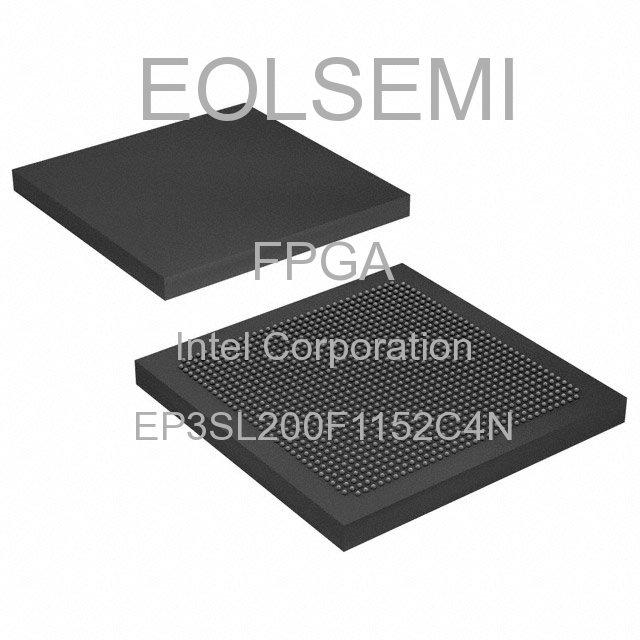 EP3SL200F1152C4N - Intel Corporation
