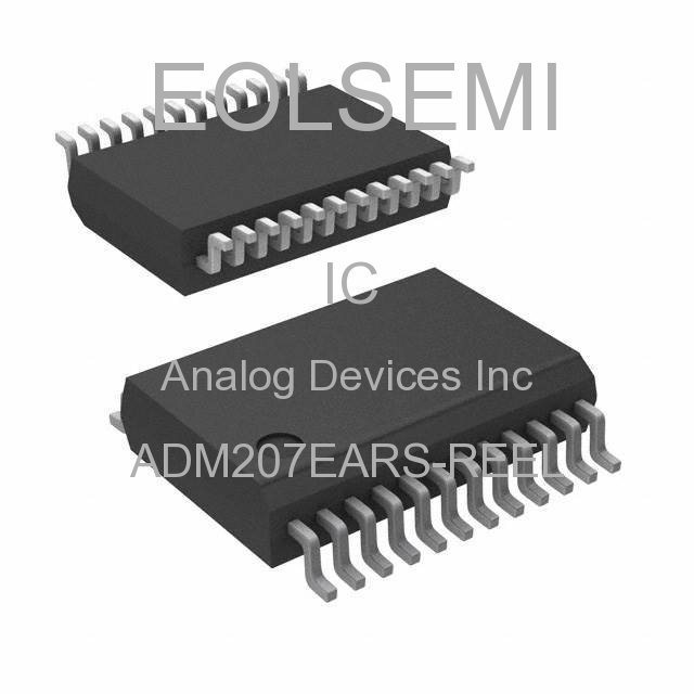 ADM207EARS-REEL - Analog Devices Inc - IC
