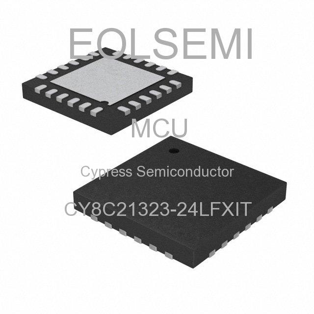 CY8C21323-24LFXIT - Cypress Semiconductor