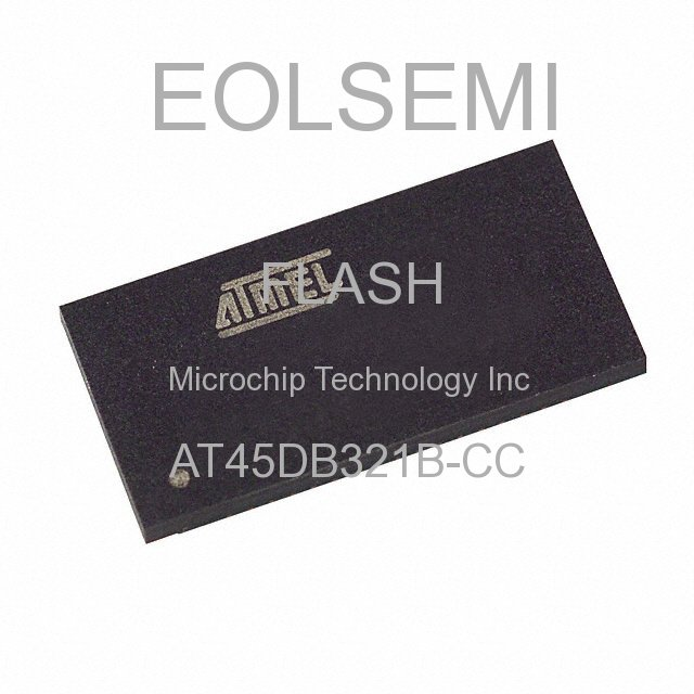 AT45DB321B-CC - Microchip Technology Inc -