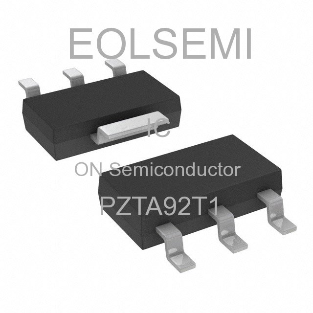 PZTA92T1 - ON Semiconductor
