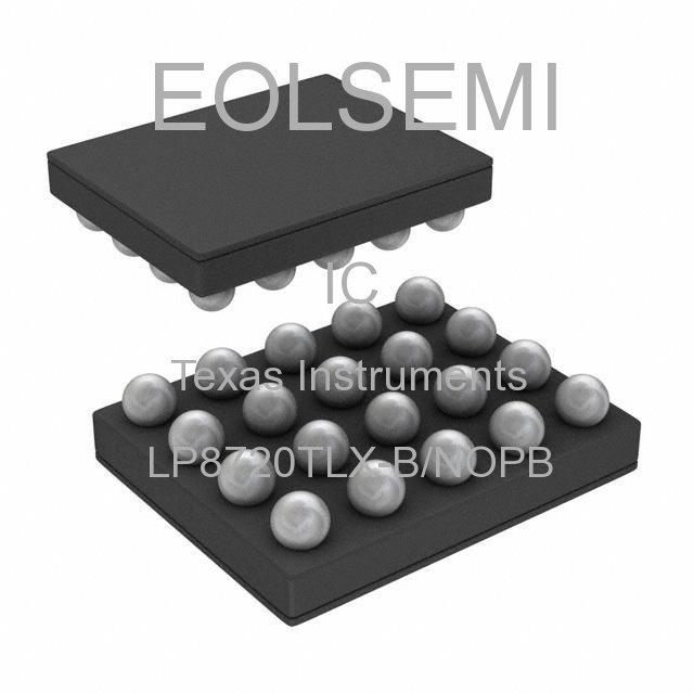 LP8720TLX-B/NOPB - Texas Instruments