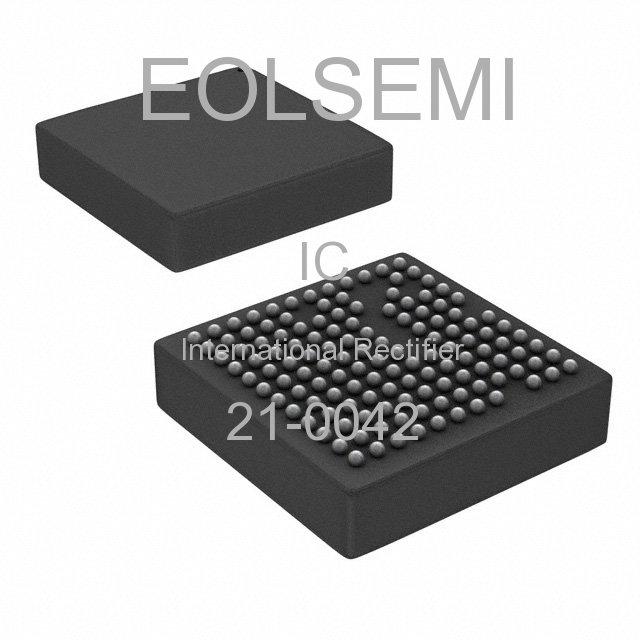 21-0042 - International Rectifier - IC