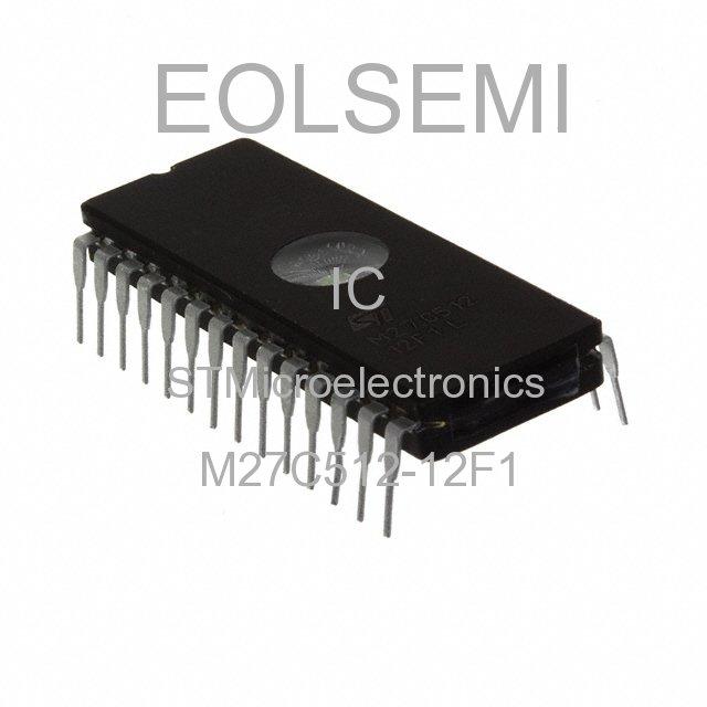 M27C512-12F1 - STMicroelectronics