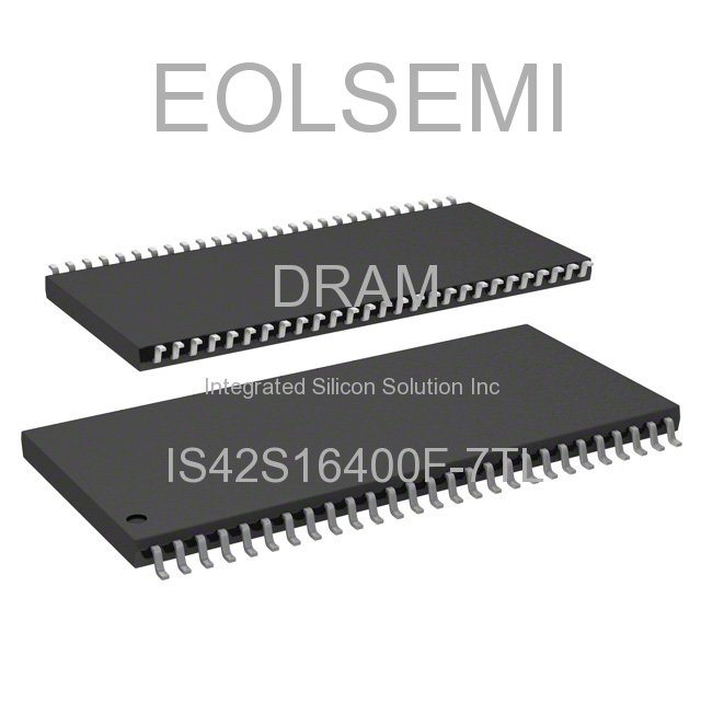 IS42S16400F-7TL - Integrated Silicon Solution Inc