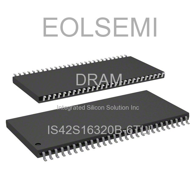 IS42S16320B-6TLI - Integrated Silicon Solution Inc