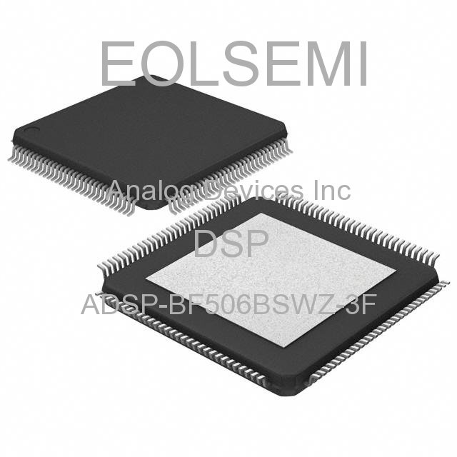 ADSP-BF506BSWZ-3F - Analog Devices Inc - DSP