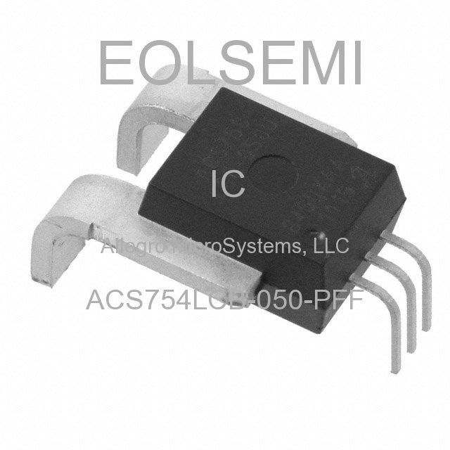 ACS754LCB-050-PFF - Allegro MicroSystems, LLC