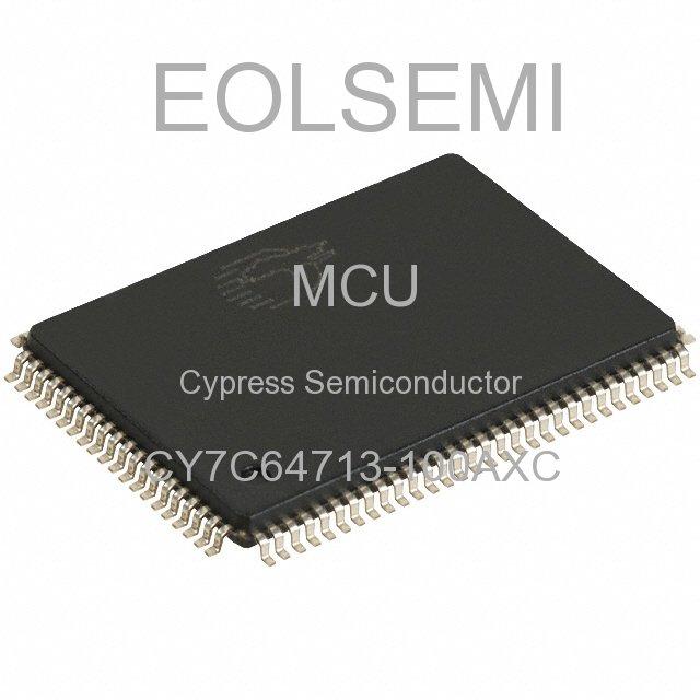 CY7C64713-100AXC - Cypress Semiconductor