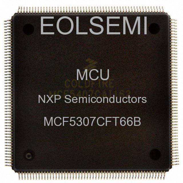 MCF5307CFT66B - NXP Semiconductors