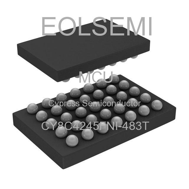 CY8C4245FNI-483T - Cypress Semiconductor