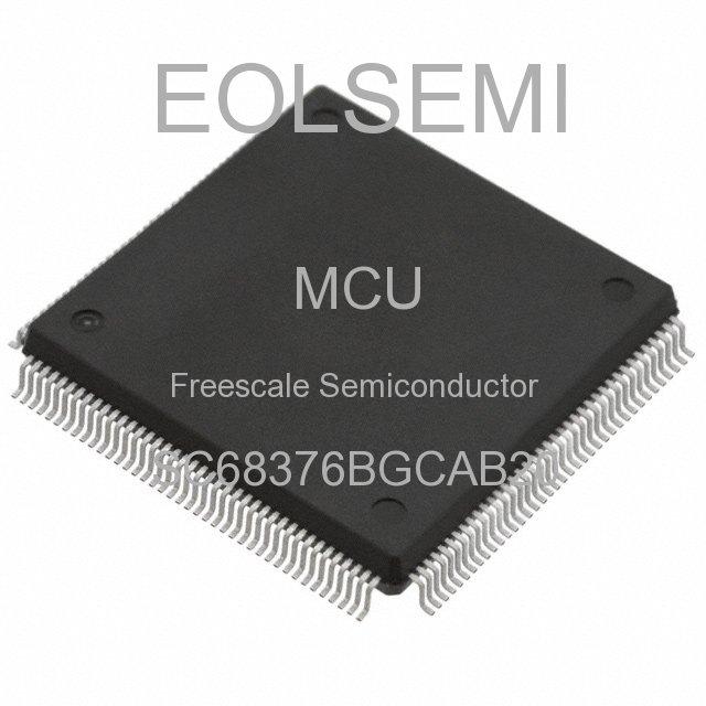 SC68376BGCAB20 - Freescale Semiconductor