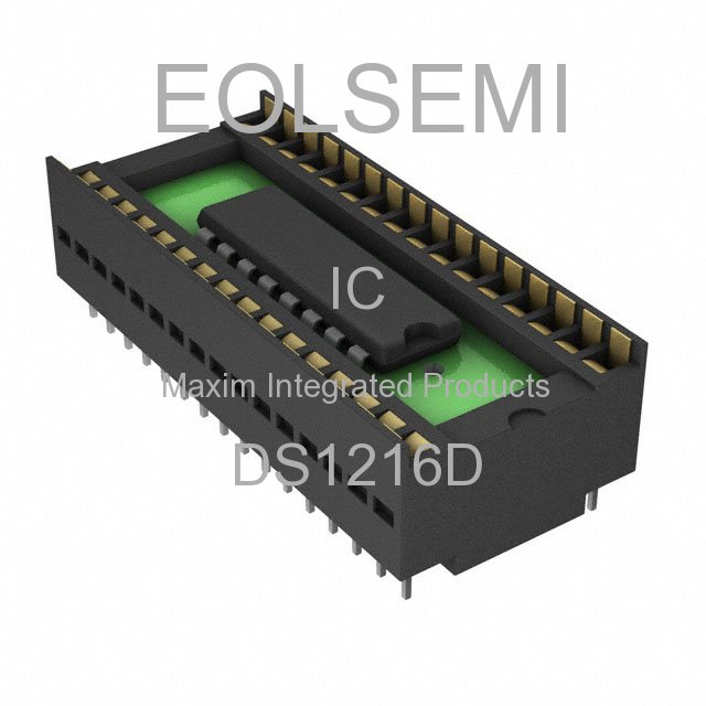 DS1216D - Maxim Integrated Products