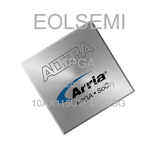 10AX115U3F45E2SG - Intel Corporation