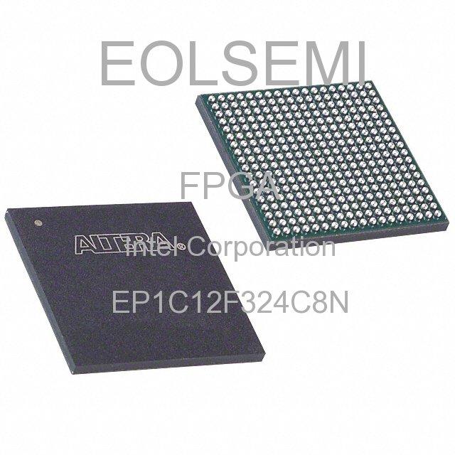 EP1C12F324C8N - Intel Corporation