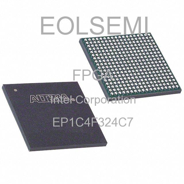 EP1C4F324C7 - Intel Corporation