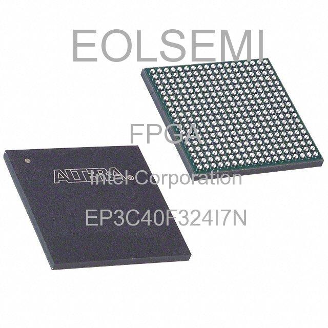EP3C40F324I7N - Intel Corporation