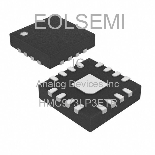 HMC973LP3ETR - Analog Devices Inc