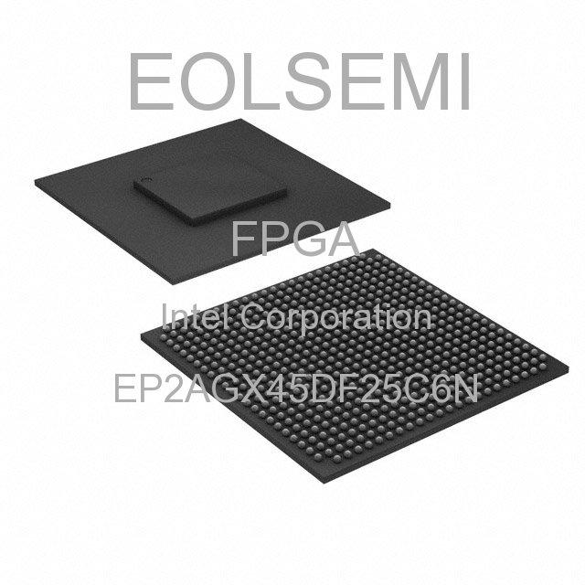 EP2AGX45DF25C6N - Intel Corporation