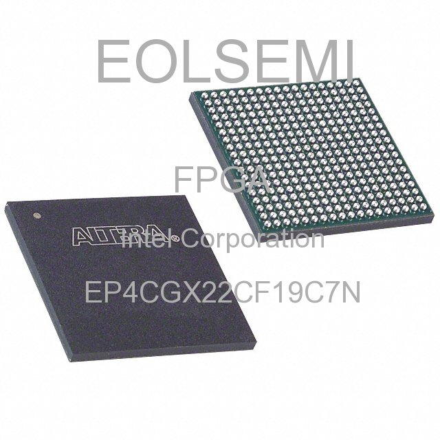EP4CGX22CF19C7N - Intel Corporation