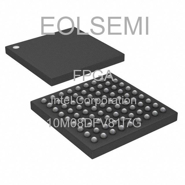 10M08DFV81I7G - Intel Corporation - FPGA