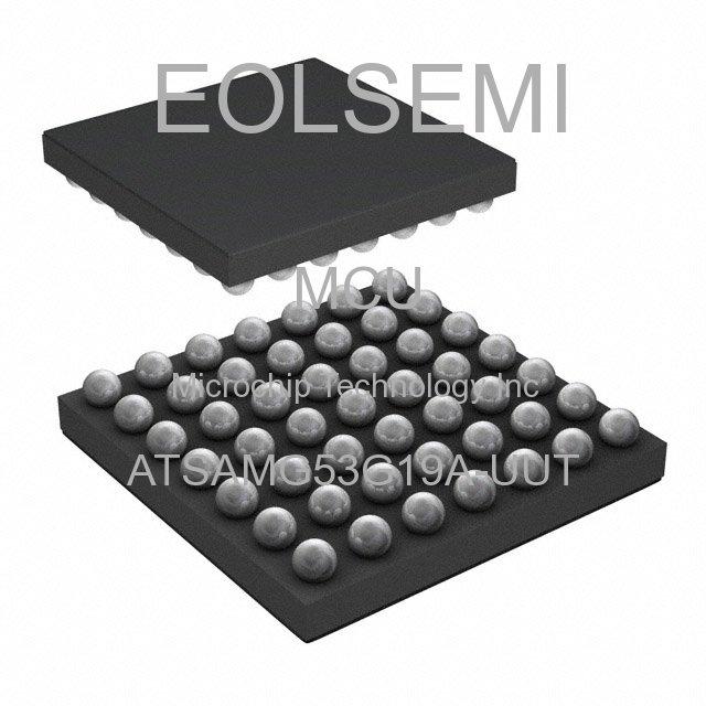ATSAMG53G19A-UUT - Microchip Technology Inc