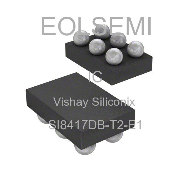 SI8417DB-T2-E1 - Vishay Siliconix