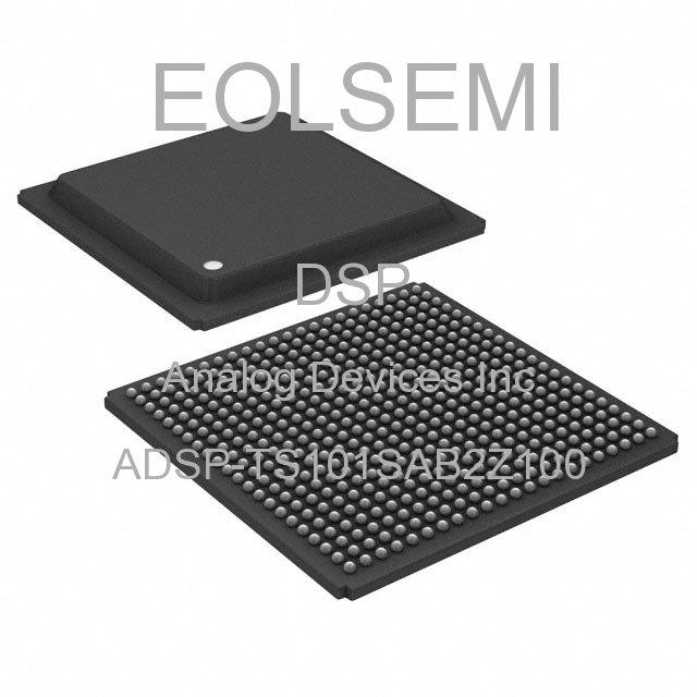 ADSP-TS101SAB2Z100 - Analog Devices Inc