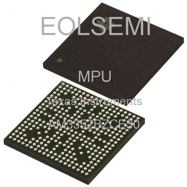 AM3352BZCE30 - Texas Instruments